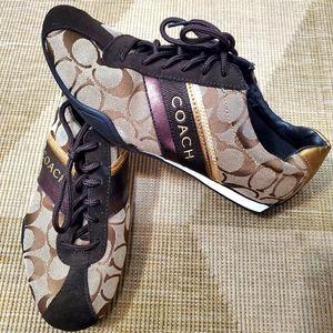 Coach shoes (authentic)